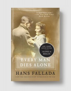 Every Man Dies Alone Movie Tie-In grey