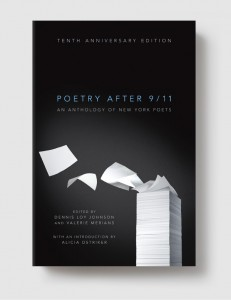 poetry after 9 11 melville house books