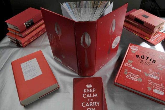 Red books make great gifts, says Albany columnist