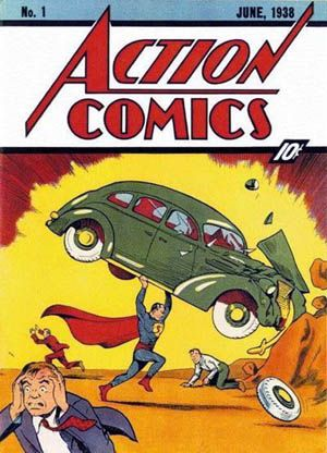 Rare comic book estimated to sell for $1.5 million