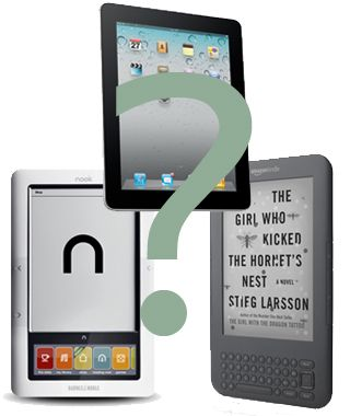 The stage of the holiday eReader showdown is set