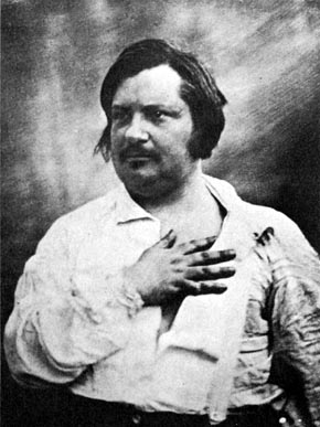 Balzac's glazed game and food in fiction