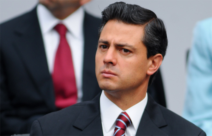 Mexican presidential hopeful not exactly a book guy ...