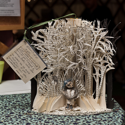 Other things to do with books