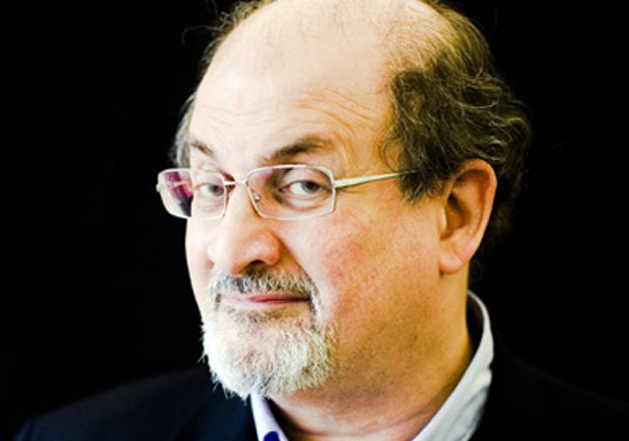 Salman Rushdie in trouble again