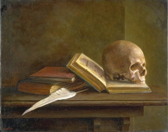 Has literature always been dying since the beginning?