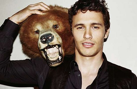Can James Franco be a bestseller?