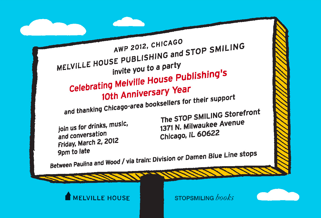 Join us at AWP in Chicago