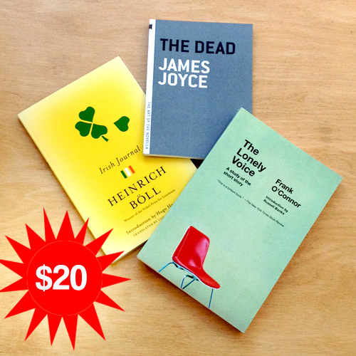 St. Patrick's Day Book Bundle