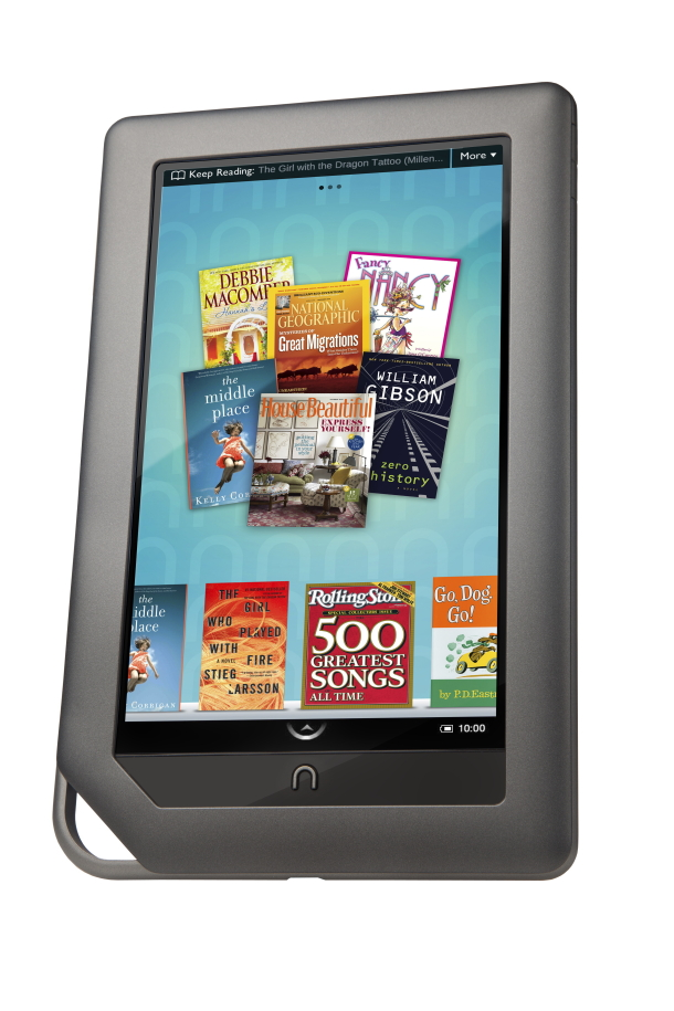 The Nook is headed to the UK