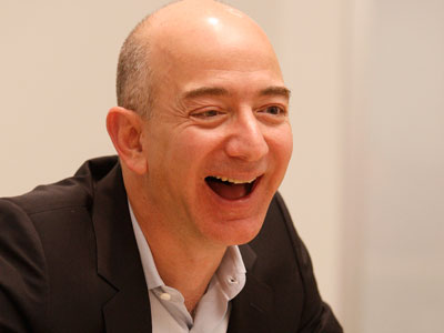 Biography of Jeff Bezos is biased, claims entirely unbiased wife of Jeff Bezos
