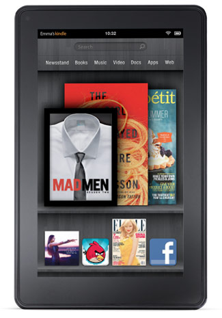 Are Tablet E-Reader Apps Too Distracting?