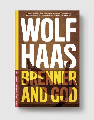 <em>Brenner and God</em> Goodreads Giveaway