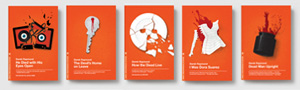 Derek Raymond's <strong>Factory Series</strong>: All five titles now available for the first time in the U.S.