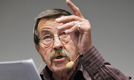 Günter Grass banned from Israel