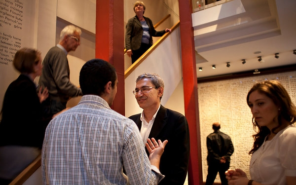 Orhan Pamuk creates a museum to honor one of his novels