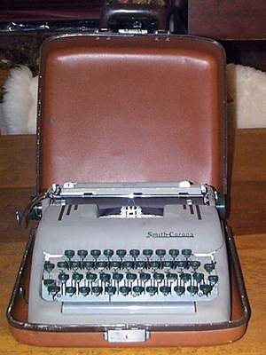 Truman Capote's typewriter goes for a song