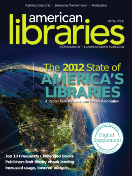 Most Frequently Challenged Library Books of 2011