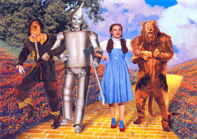 Judge's Wizard of Oz analogy too much for Government censors
