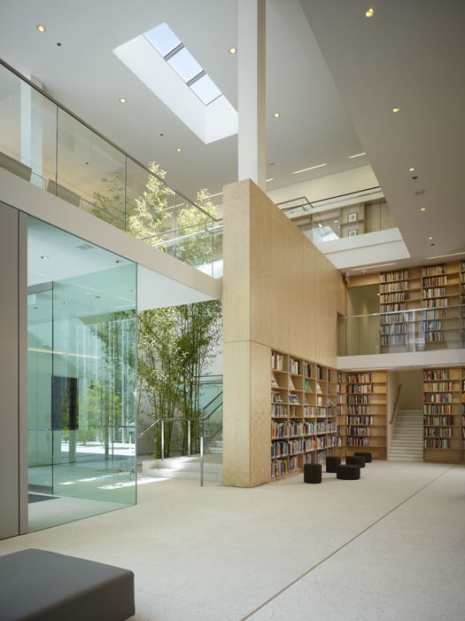 Reinventing libraries: ideas good and terrible