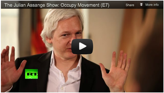 VIDEO: David Graeber on The Julian Assange Show