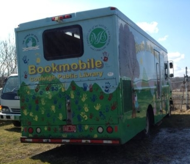 Vermont bookmobile is back on the road