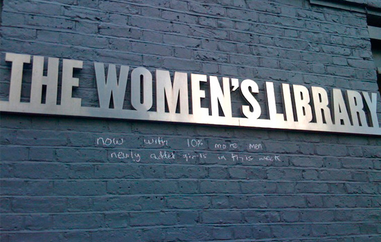 Women's and workers' libraries under threat