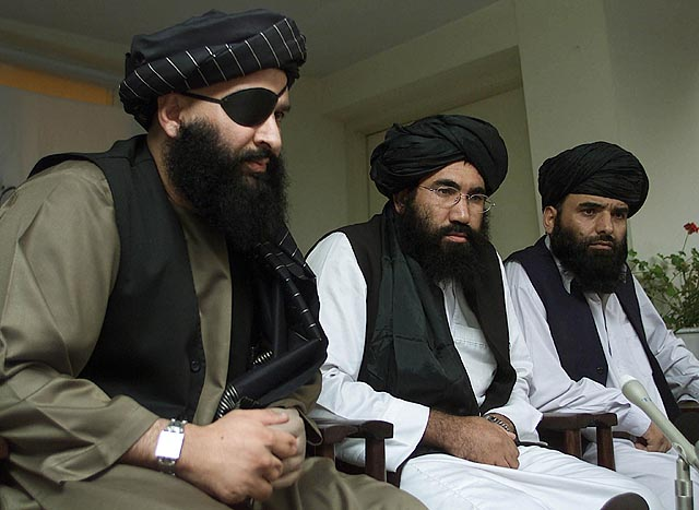 "Anthology of Taliban poets said to be ""giving voice to terrorists"""