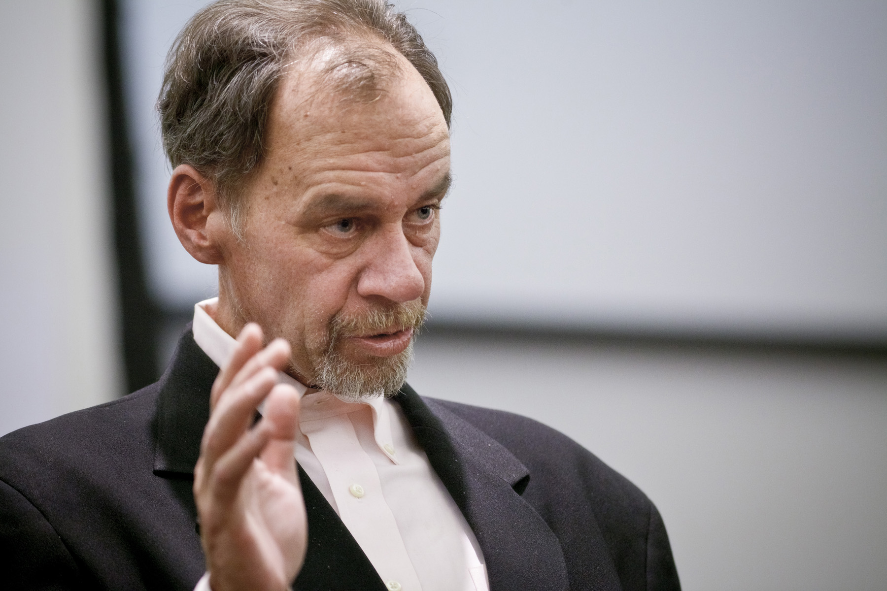 The two sides of David Carr