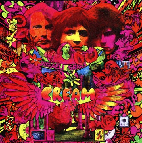 FRIDAY SOMETHING-OR-OTHER-TO-DO-WITH-BOOKS MUSIC VIDEO: Cream