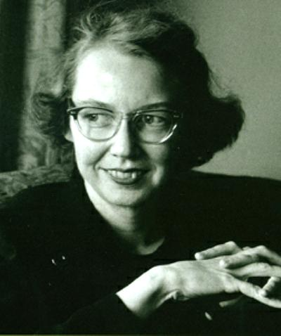 "AUDIO: Flannery O'Connor reads ""A Good Man is Hard to Find"""