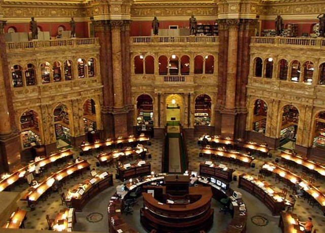 Library of Congress picks its 88 most influential books