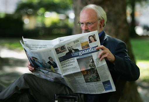 Why don't British lefties buy newspapers?