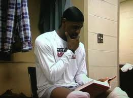 LeBron James: A new champion of reading