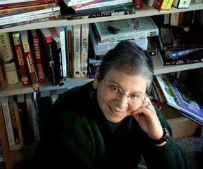 """Amazon launches her books, and Nancy Pearl says she wears a """"disguise"""" to go into bookstores"""