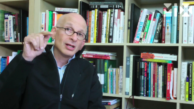 Seth Godin's self-publishing experiment is over
