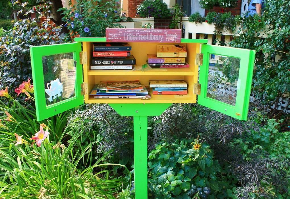 SLIDESHOW: Little Free Libraries in Toronto