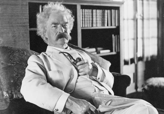 New collection of Mark Twain writings uncovered UPDATE: Or maybe not quite...