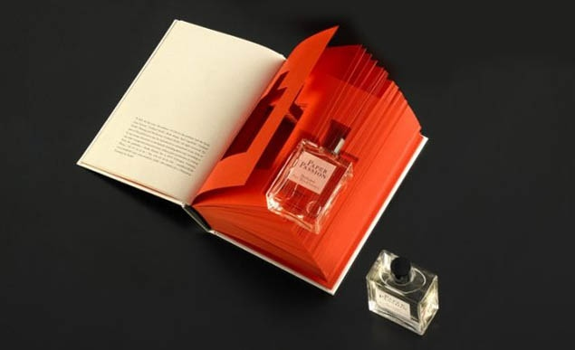 New perfume for book lovers available this week