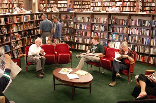 Video: Get a glimpse of Tattered Cover's onetime theatre location