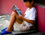 Children and teens 'embarrassed to read'
