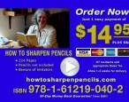 <em>How to Sharpen Pencils</em>: the commercial