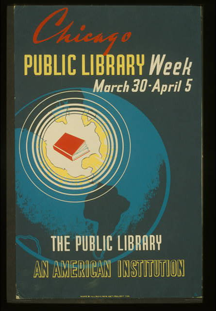 Chicago Public Library Week