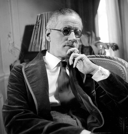 Dublin wants to repatriate James Joyce's bones