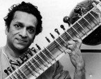 Ravi Shankar and Westerners in India