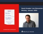 Join David Graeber for a Live Chat / Reddit AMA