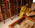 UPDATE: Timbuktu's manuscripts may have been safely entombed after all