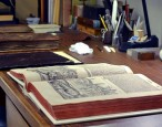 Mystery donor helps preserve rare books at the Boston Public Library