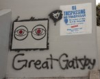 SLIDESHOW: Literary graffiti