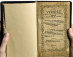 First book printed in U.S. expected to sell for millions